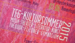 TFG KULTURSOMMER